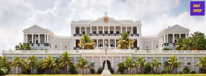 Falaknuma Palace Clock Tower