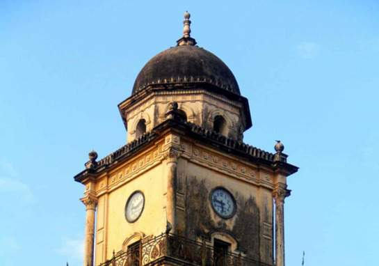 historical clock towers of hyderabad