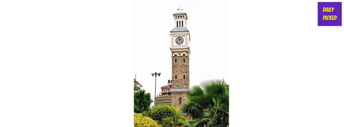 Image of secunderabad clock tower