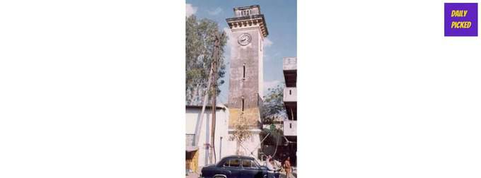 Sultan Bazar Clock tower