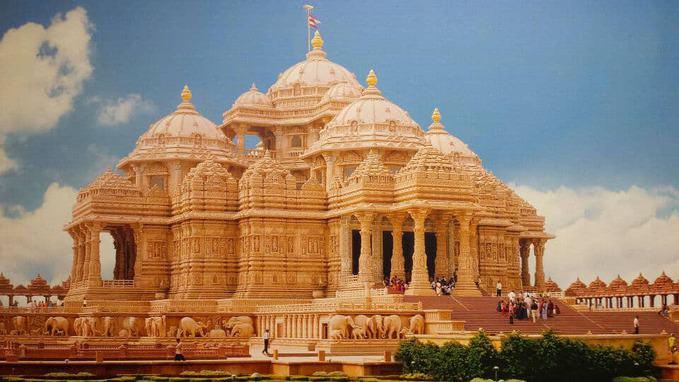 photo of Akshardham Temple