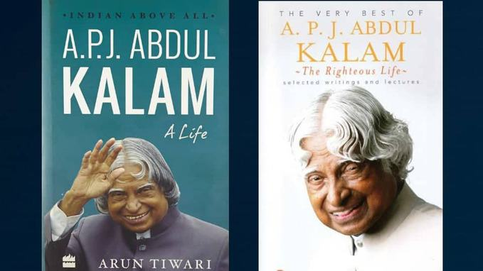 Books written by Abdul Kalam