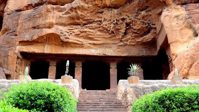 photo of Badami Cave Temples