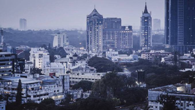 image of Bangalore city