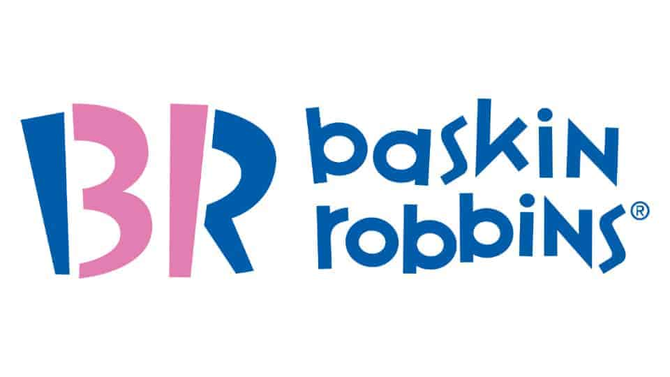baskin robbins ice cream logo