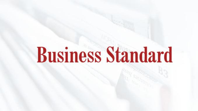 business standard news paper logo