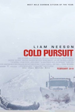movie poster of Cold Pursuit