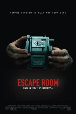 movie poster of Escape Room