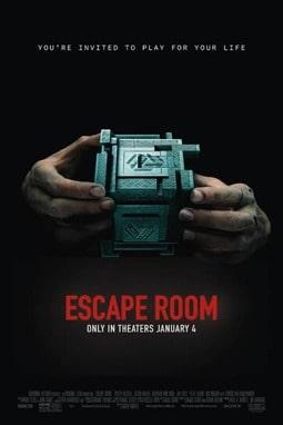 movie poster of Escape Room