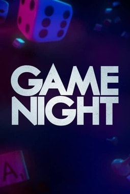 movie poster of Game Night