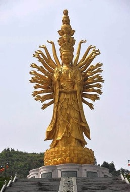 guishan-guanyin,-china