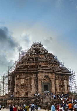photo of Konark Sun Temple