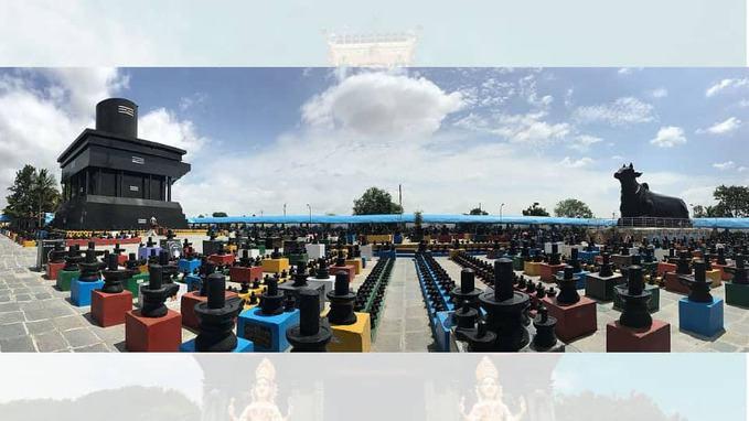 Kotilingeshwara Temple in Karnataka
