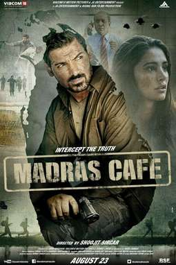madras cafe movie poster