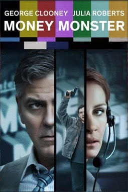 movie poster of Money Monster