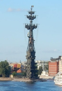 photo of Peter the Great Statue, Russia