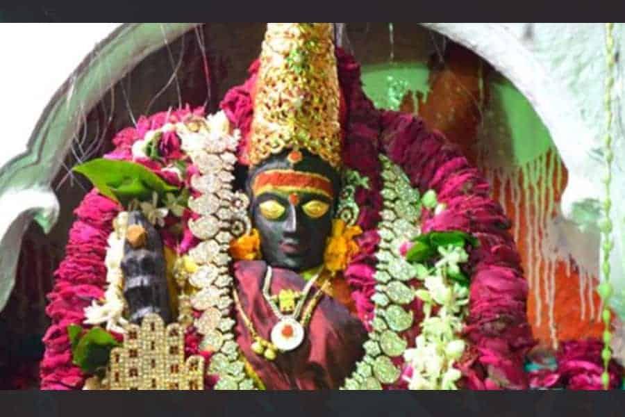 Rajarajeshwari Temple in Bihar