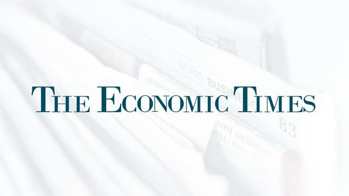 the economic times news paper logo