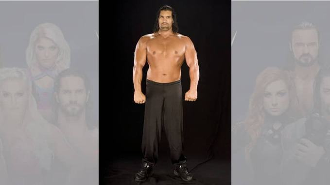photo of The Great Khali
