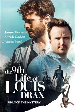 movie poster of The ninth Life of Louis Drax