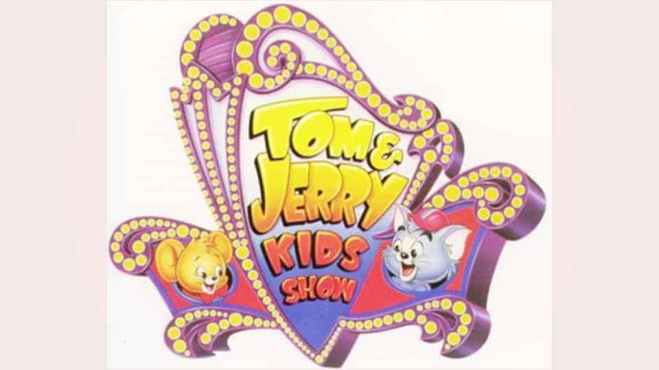 logo of Tom and Jerry Kids