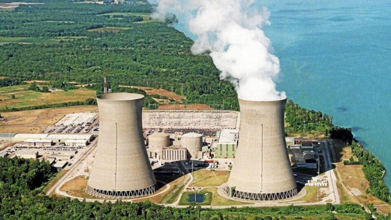 Top 20 Nuclear Power Countries