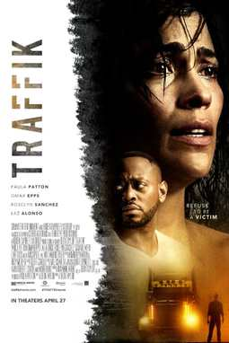 movie poster of Traffik