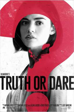 movie poster of Truth or Dare