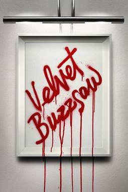 movie poster of Velvet Buzzsaw