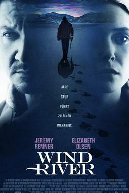 movie poster of Wind River