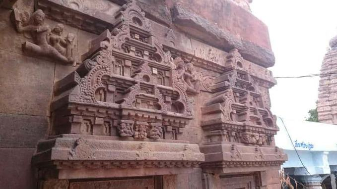 alampur jogulamba temple structures