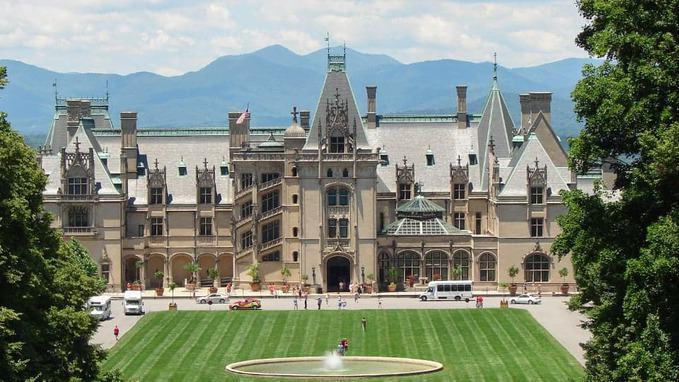 Biltmore Estate building