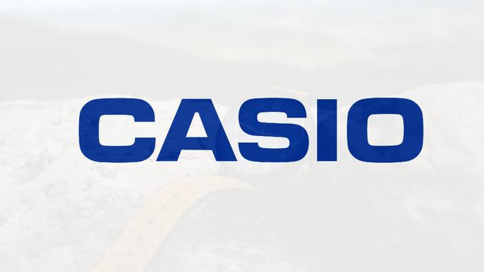logo of Casio watches