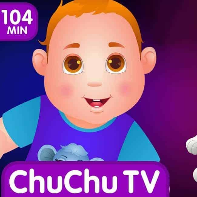 ChuChu TV Nursery Rhymes & Kids Songs youtube channel