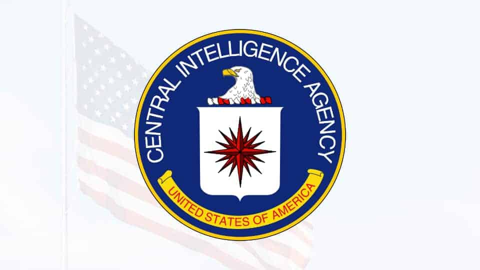 logo of Central Intelligence Agency