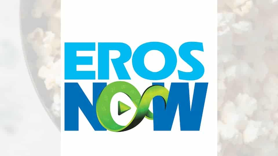 eros now ott player logo