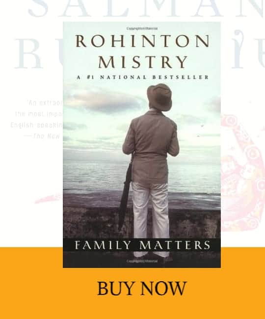 front cover of Family Matters book