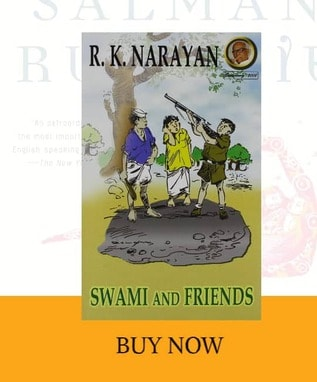 front cover of Swami and Friends book