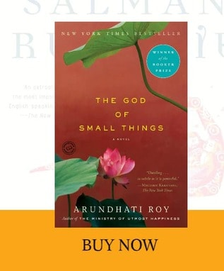 front cover of The God of Small Things book