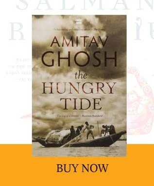 front cover of The Hungry Tide book