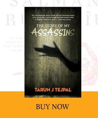 front cover of The Story of My Assassins book