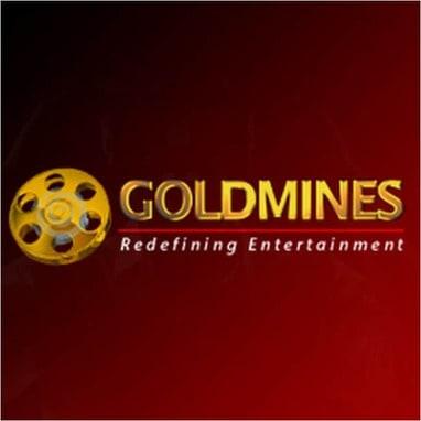 logo of Goldmines Telefilms youtube channel