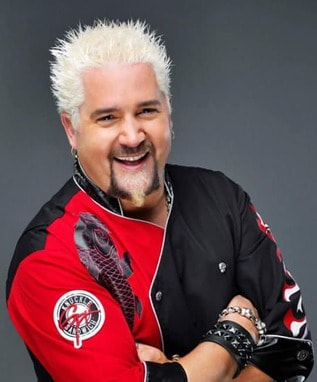 photo of chef Guy Fieri