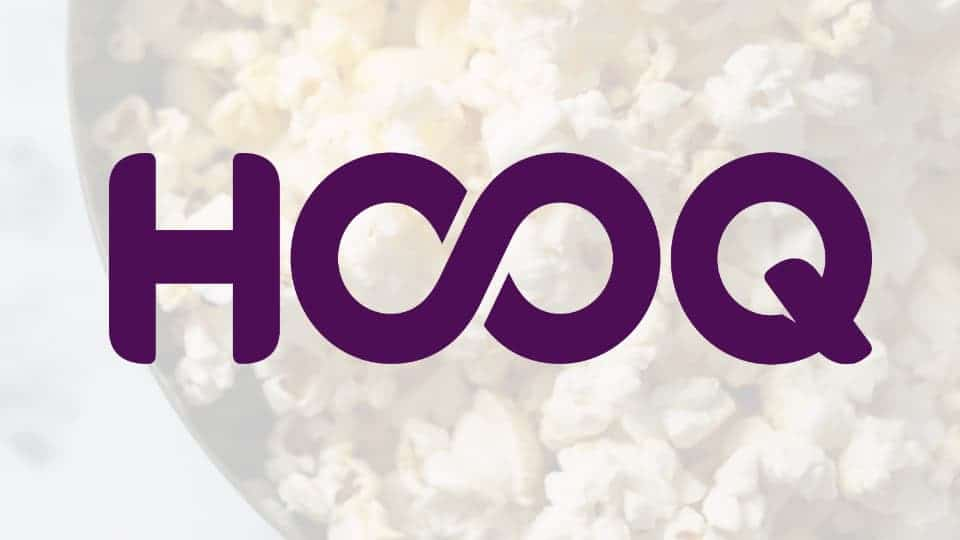 hooq ott player logo