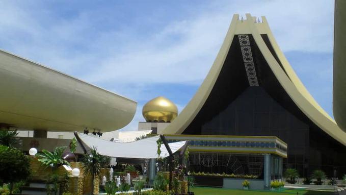 Istana Nurul Iman building