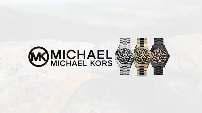 logo of Michael Kors watches