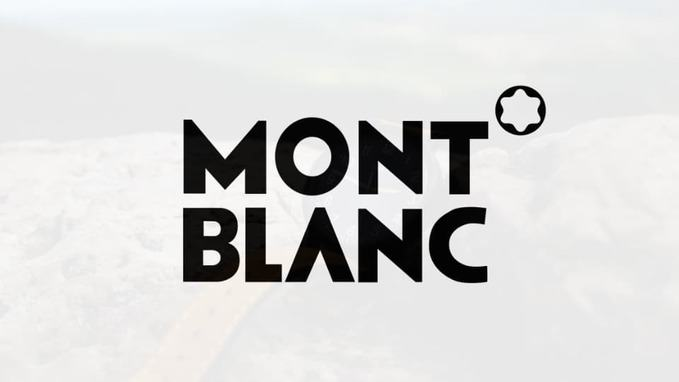 logo of Montblanc watches