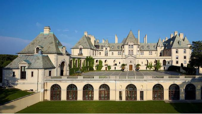 Oheka Castle building
