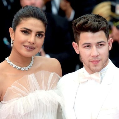 photo of Priyanka Chopra and her husband