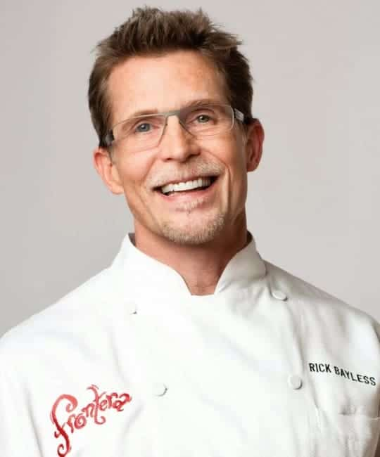 photo of Rick Bayless